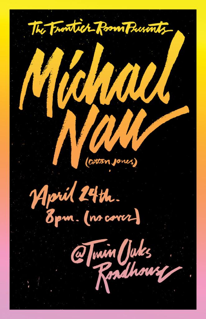 Michael Nau @ Twin Oaks